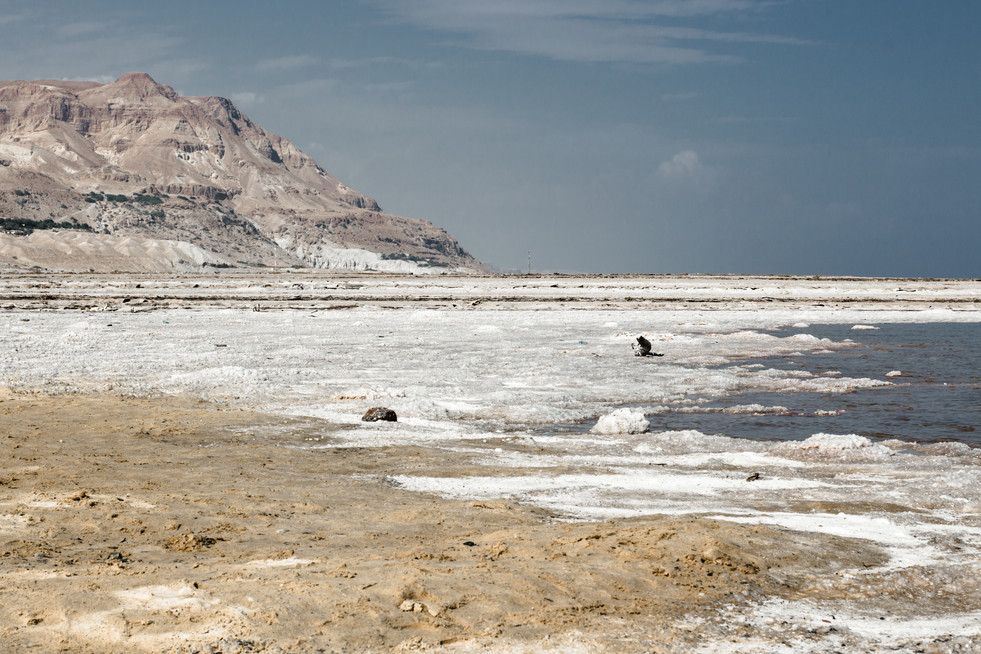 Dead Sea Salt Crust III