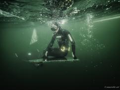 Peter Stetina, Freedive, Freediving, Freitauchen, Apnoe, Anaerobic Art, Unterwasserfotografie, Heimische Gewässer, Eistauchen, Ossiacher See, Icediving, Freedive Kärnten