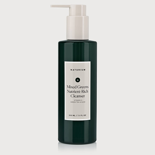 Preorder - Mixed Greens Nutrient-Rich Cleanser
