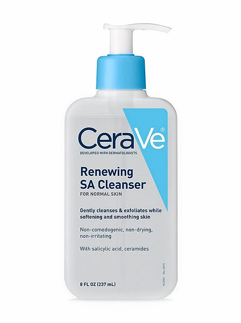Preorder - Cerave Renewing SA Cleanser