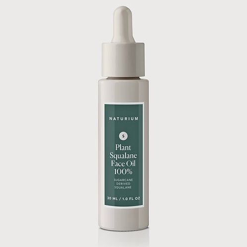 Preorder - Plant Squalane Face Oil 100%