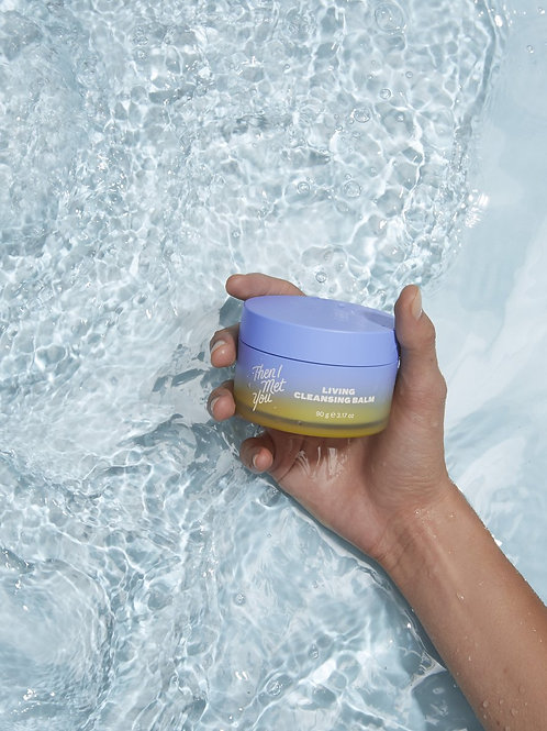 PREORDER - LIVING CLEANSING BALM