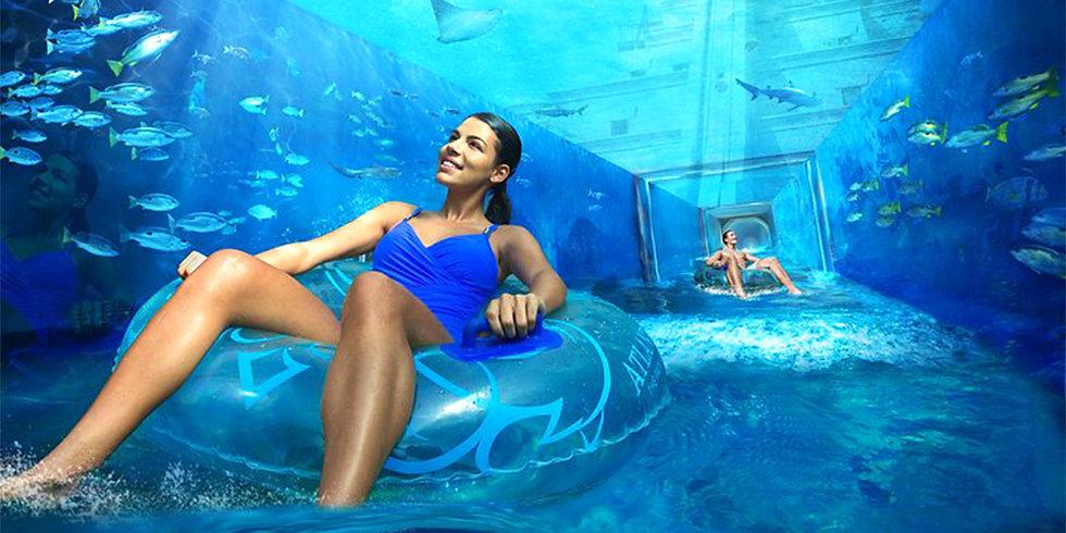 Atlantis Aquaventure & Lost Chambers Combo Access