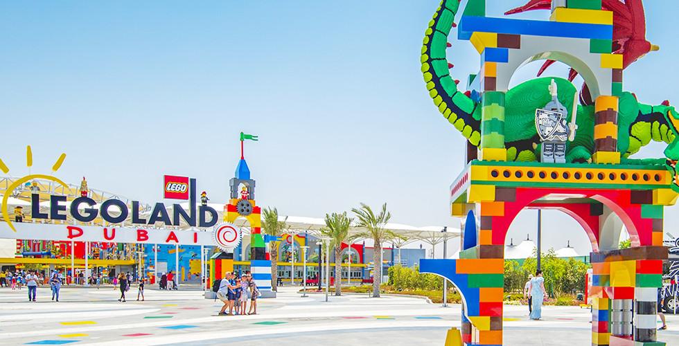 LEGOLAND Dubai, Motiongate Dubai and Bollywood ParksLEGOLAND Dubai, Motiongate Dubai and Bollywood Parks