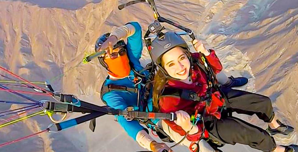 Hatta Paragliding