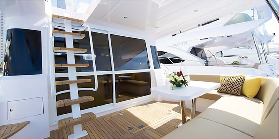 48FT Luxury Private Yacht upto 06 HRS