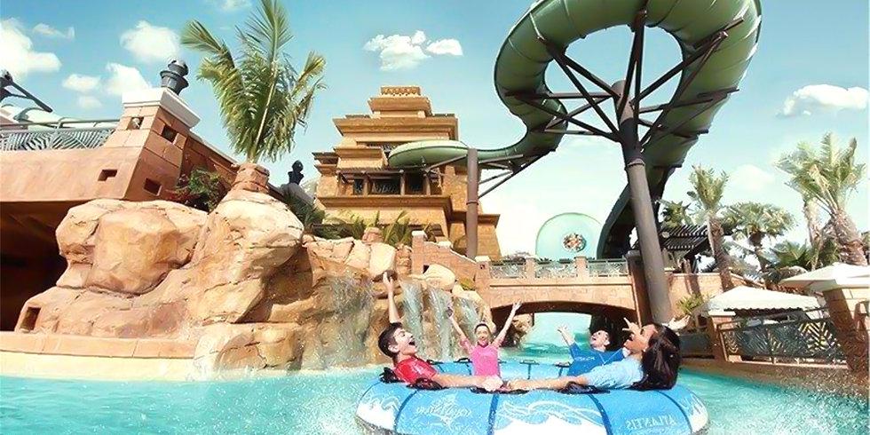 Atlantis Aquaventure & Lost Chambers