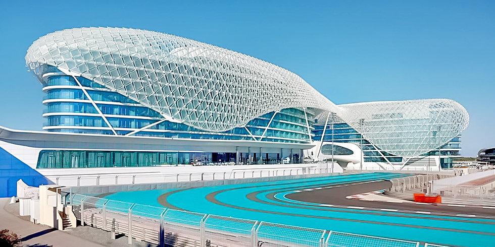 5* W Yas Island Abu Dhabi
