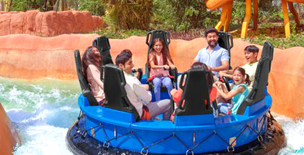 LEGOLAND Dubai, Motiongate Dubai and Bollywood Parks