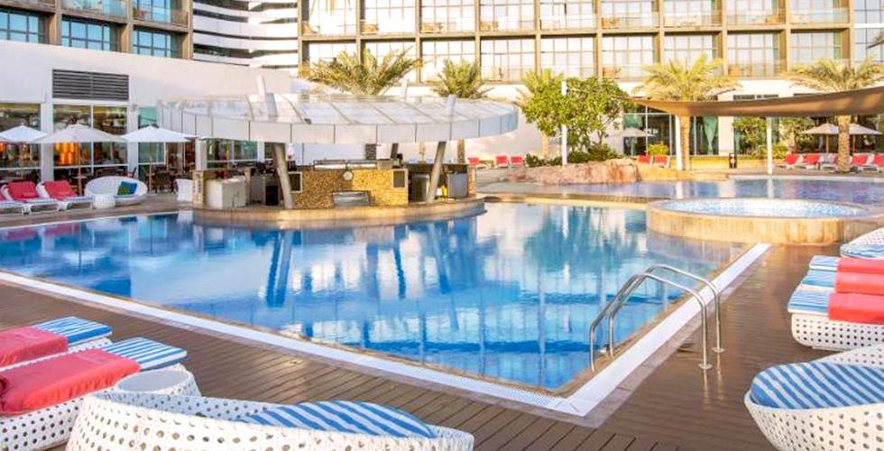 4* Yas Island Rotana Abu Dhabi
