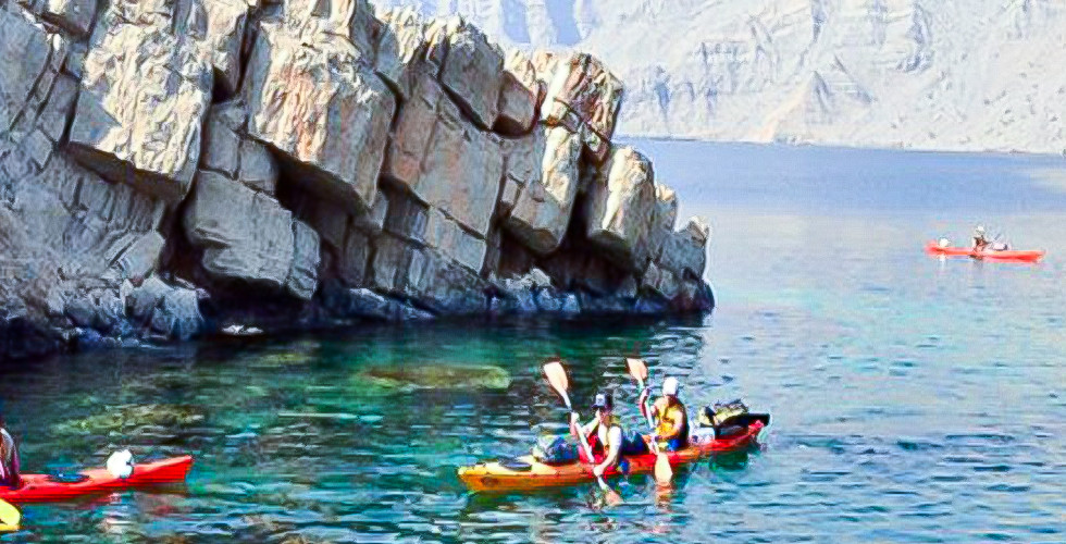 Musandam Dhow Cruise Oman, Fujairah