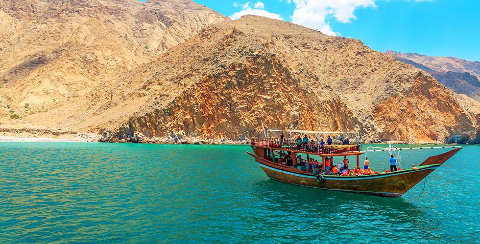 Musandam Tourism - Dibba, Oman