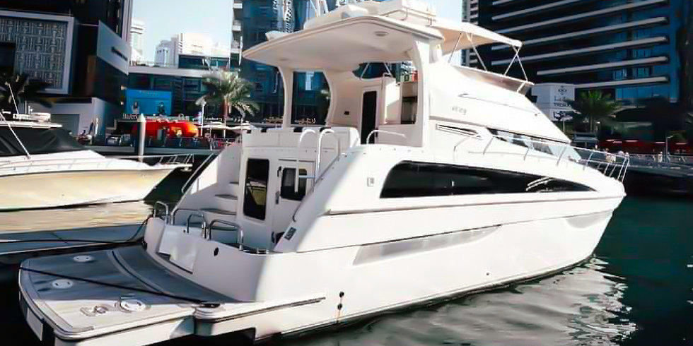 Private Luxury Yacht Cruise  The Palm