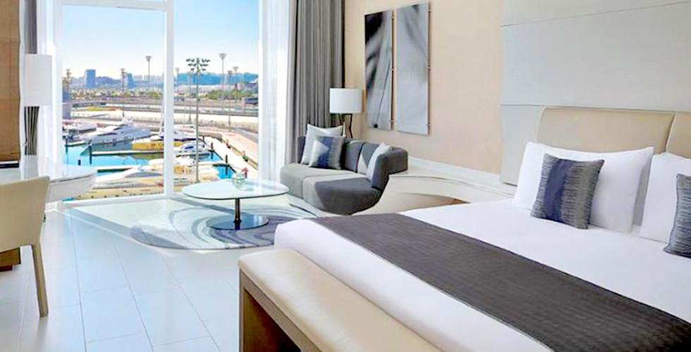 W Hotel Abu Dhabi Yas Island 2 Days and 1 Night up to 2 Adults plus 1 Child
