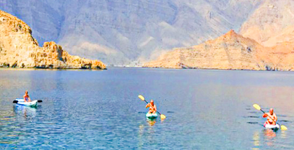 Dibba Musandam Dhow Cruise Oman