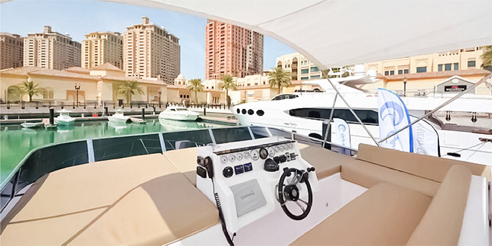 48FT Luxury Private Yacht + Water Sports up to 04 HRS
