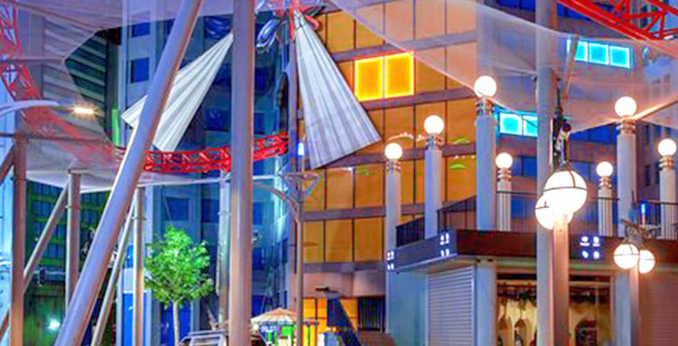 IMG Worlds of Adventure, Indoor Theme Park Dubai