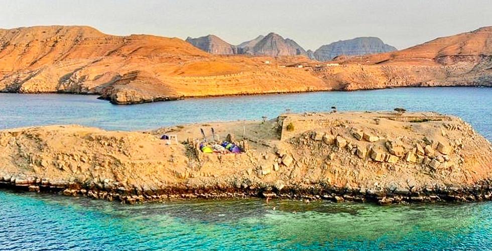 Musandam Tourism Dibba Dhow Cruise, Oman, Fujairah