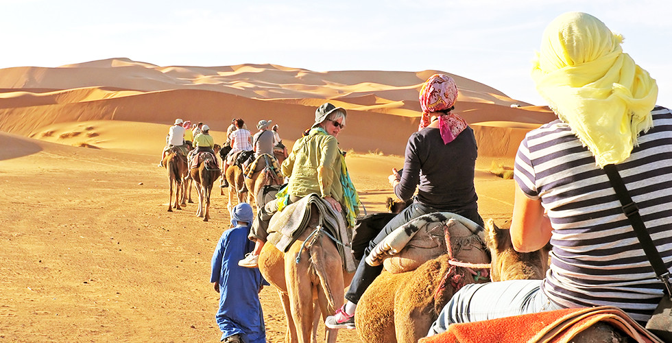 Desert Safari Dubai, Arabian Life