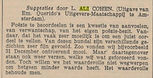 alicohen Provinciale Gelderse en Nijmeegse courant 14 11 1930.jpg