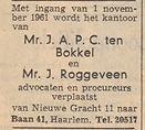roggeveen ten Bokkel NHC 28 10 1961.jpg