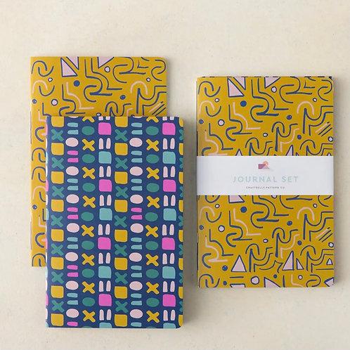 Shindig Journal Set