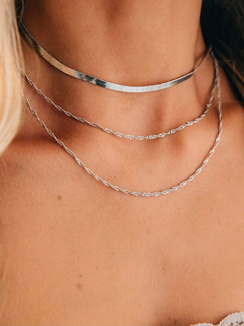 Links Necklace