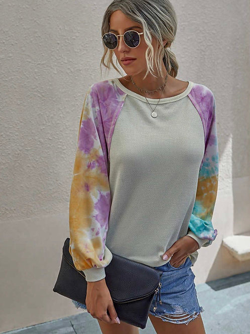 Colors of the Rainbow Top