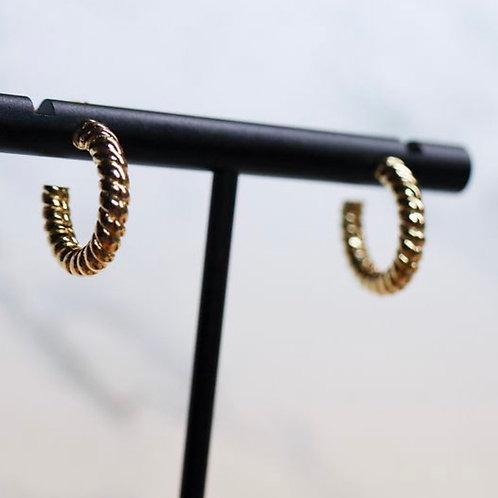 Twisty Hoops