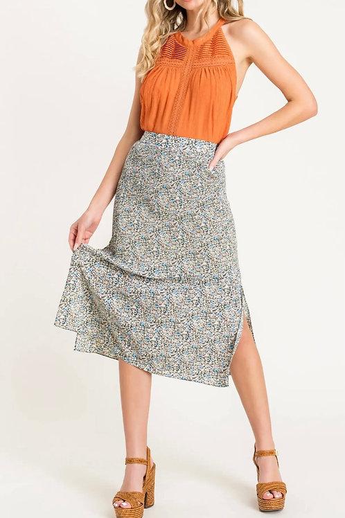 Springtime Midi Skirt