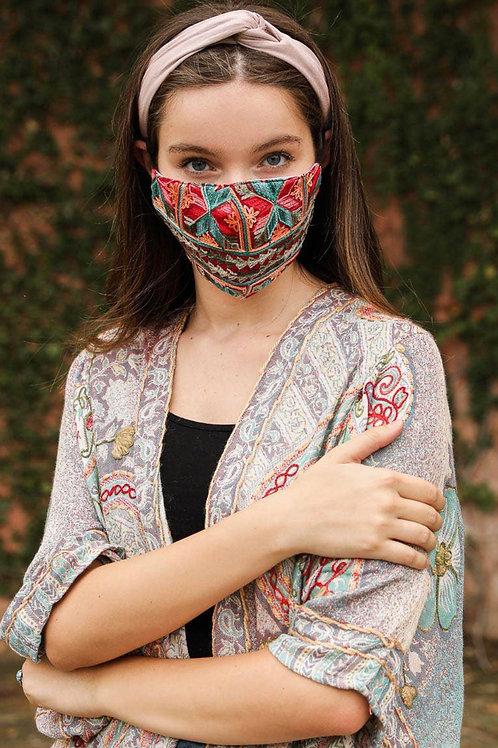 Freestyle Pattern Mask