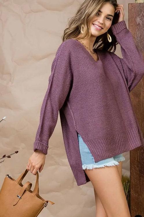 Ombré Sweater