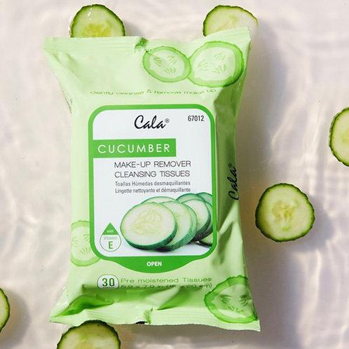 Cucumber Makeup Remover