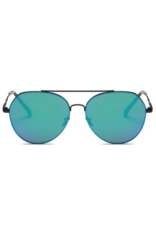 Turquoise Aviators