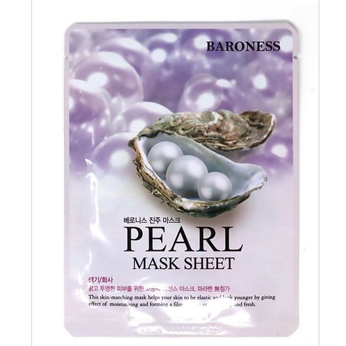 Pearl Facemask