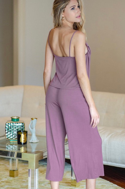 Dusty Lilac Pants (pair with Dusty Lilac Tank)