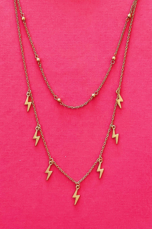 Feeling Electric Necklace