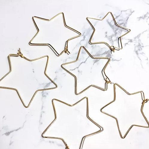 Star Girl Earrings