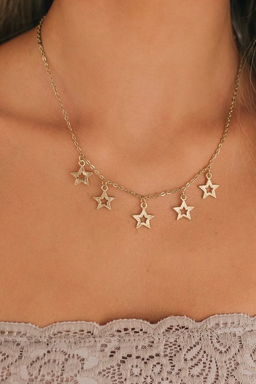 Starry Charms Necklace