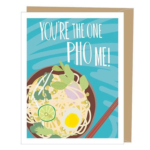 Pho Love Card