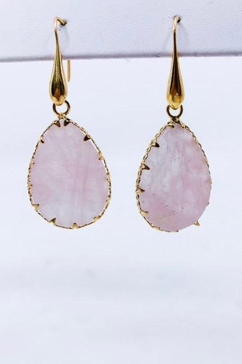 Pink Glam Earrings