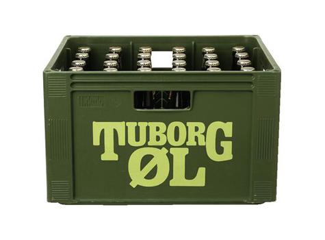 Tuborg 30 stk (flaske) Inkl. Pant