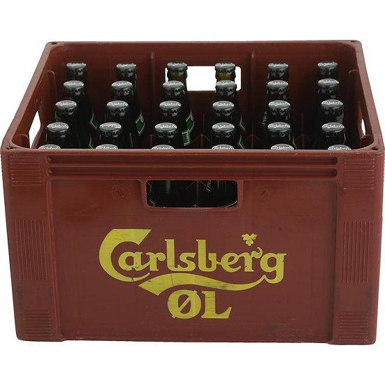 Carlsberg 30 stk (flaske) Inkl. Pant
