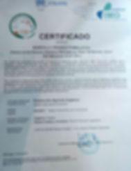 certificacion orgánica