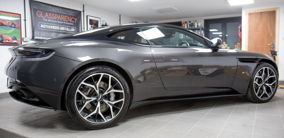 Aston Martin DB11 Complete (Edited)20200