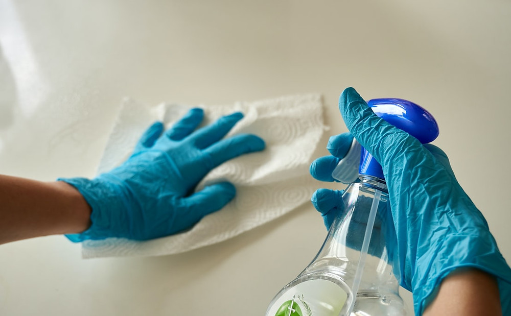 Cleaning your business to reopen