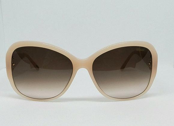 Chopard 131S Sunglasses Cream/Smoke