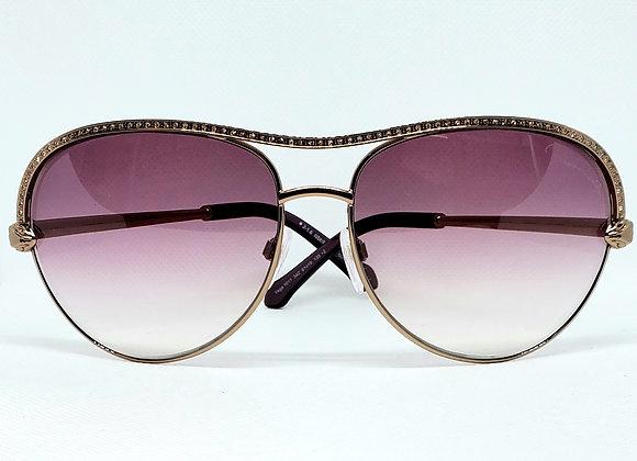Roberto Cavalli Vega 1011-34Z Sunglasses Gold/Lilac Gradient