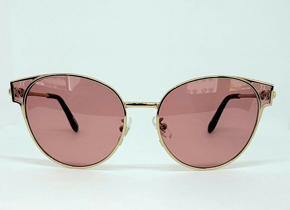 Chopard SCHC21S Sunglasses Pink/Gold