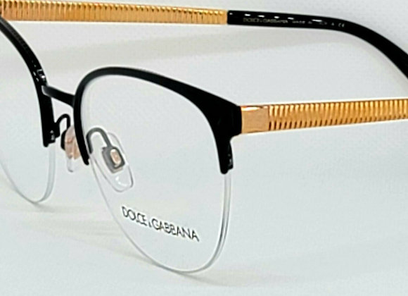 Dolce & Gabbana DG1311 01 Frames Gold/Black